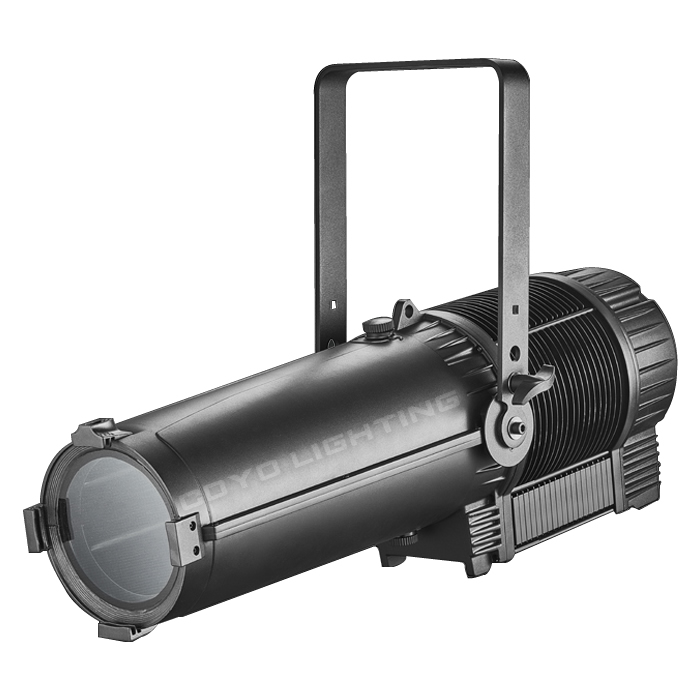 CSL-P300IP LED LEKO 300W RGBAL Zoom IP65 Silent