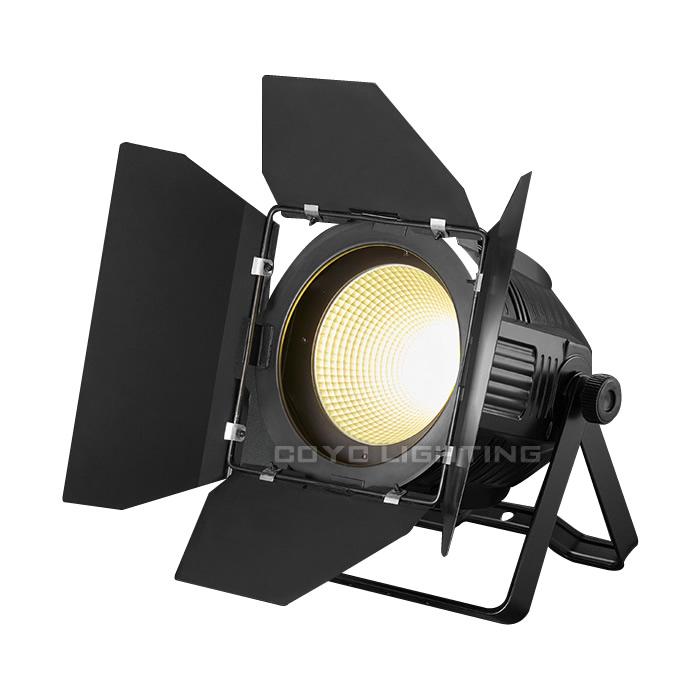 LED Studio PAR Light 200W Warm White