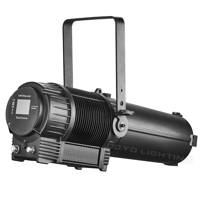 Waterproof LED Leko Studio Light Noiseless